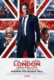 2016年美国6分动作犯罪片《白宫沦陷2:伦敦陷落》BD国英双语双字